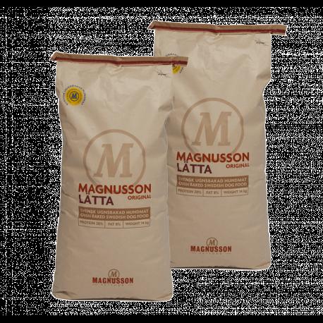 DVOJBALENÍ MAGNUSSON Original LÄTTA 2x14 kg