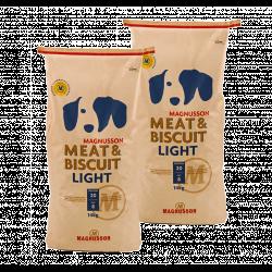 DVOJBALENÍ MAGNUSSON Meat&Biscuit LIGHT 14kg