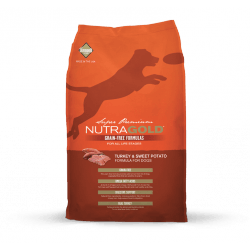 NUTRAGOLD Turkey&Sweet Potato GRAIN FREE