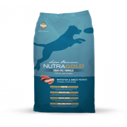 NUTRAGOLD Whitefish&Sweet Potato GRAIN FREE
