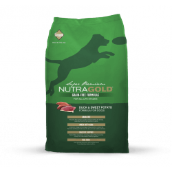 NUTRAGOLD Duck&Sweet Potato GRAIN FREE
