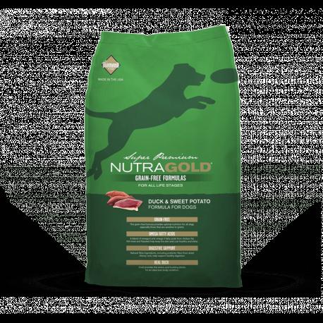 NUTRAGOLD Duck&Sweet Potato GRAIN FREE