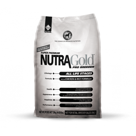 NUTRAGOLD Breeder Bag