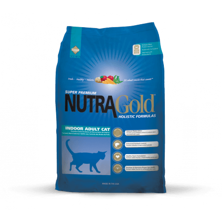 NUTRAGOLD Indoor Adult Cat