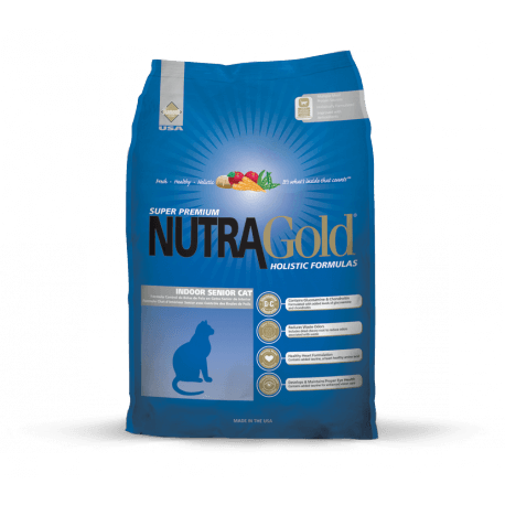 NUTRAGOLD Indoor Senior Cat
